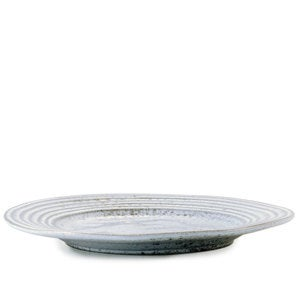 Rustique Stoneware Dinner Plate - Cloud, Set of 4