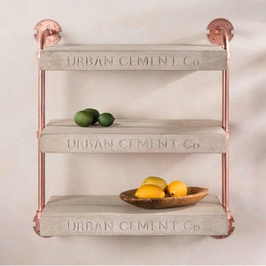 Urban Cement Company™ Wall Shelf