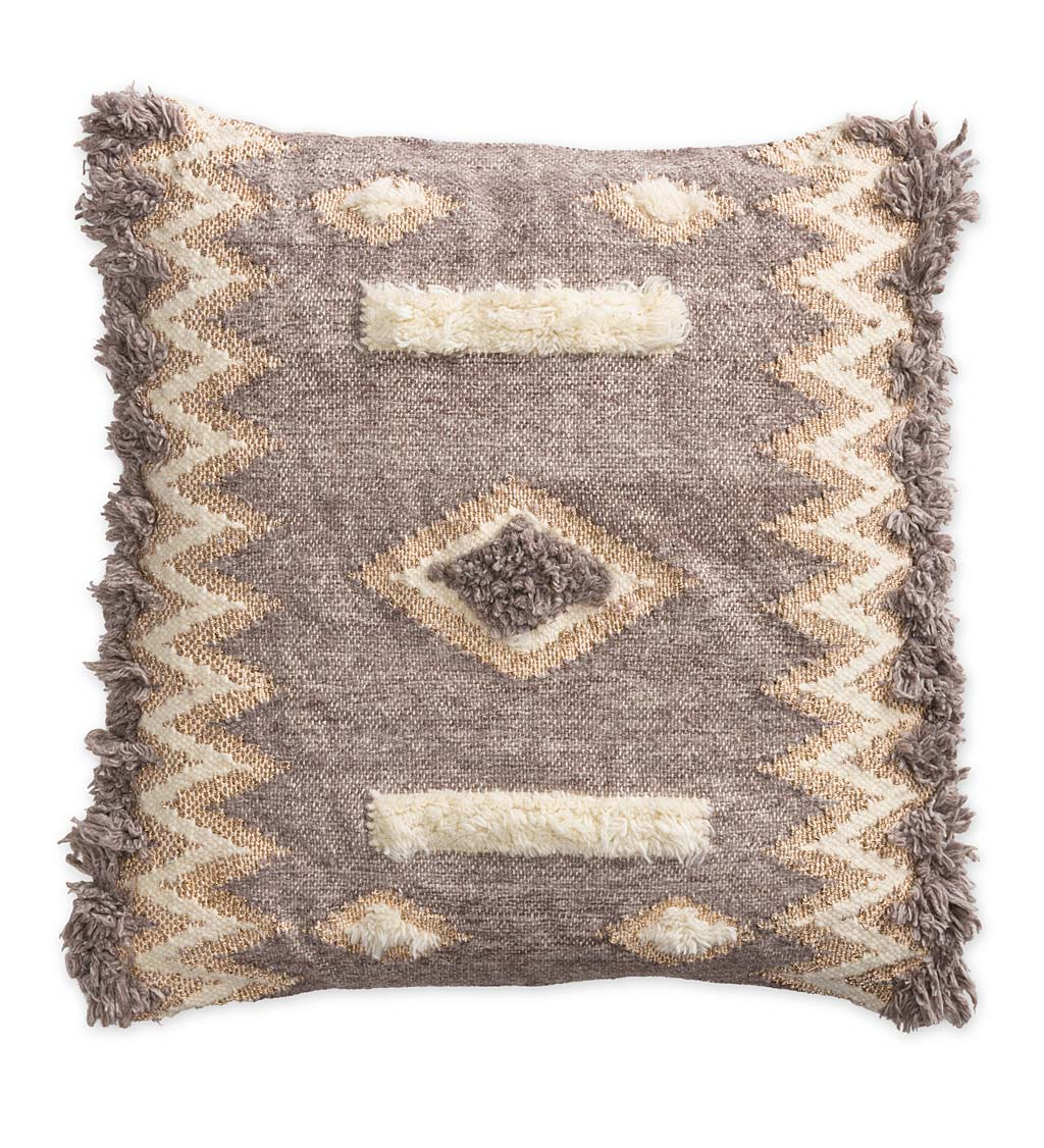 Hygge Square Floor Pillows, 27.5""
