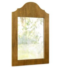Vintage Fir Global Wall Mirror