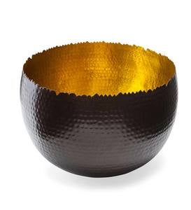 Golden Lining Display Bowls