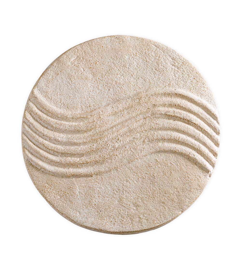Zen Inspired Sand Garden Stepping Stones
