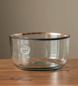 Demijon or Balon Reclaimed Glass Bowls - Small