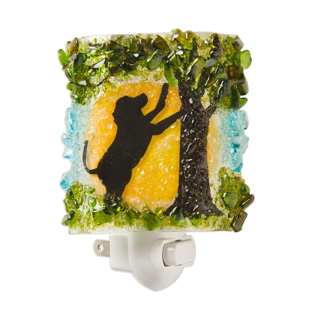 Recycled Glass Animal Nightlight