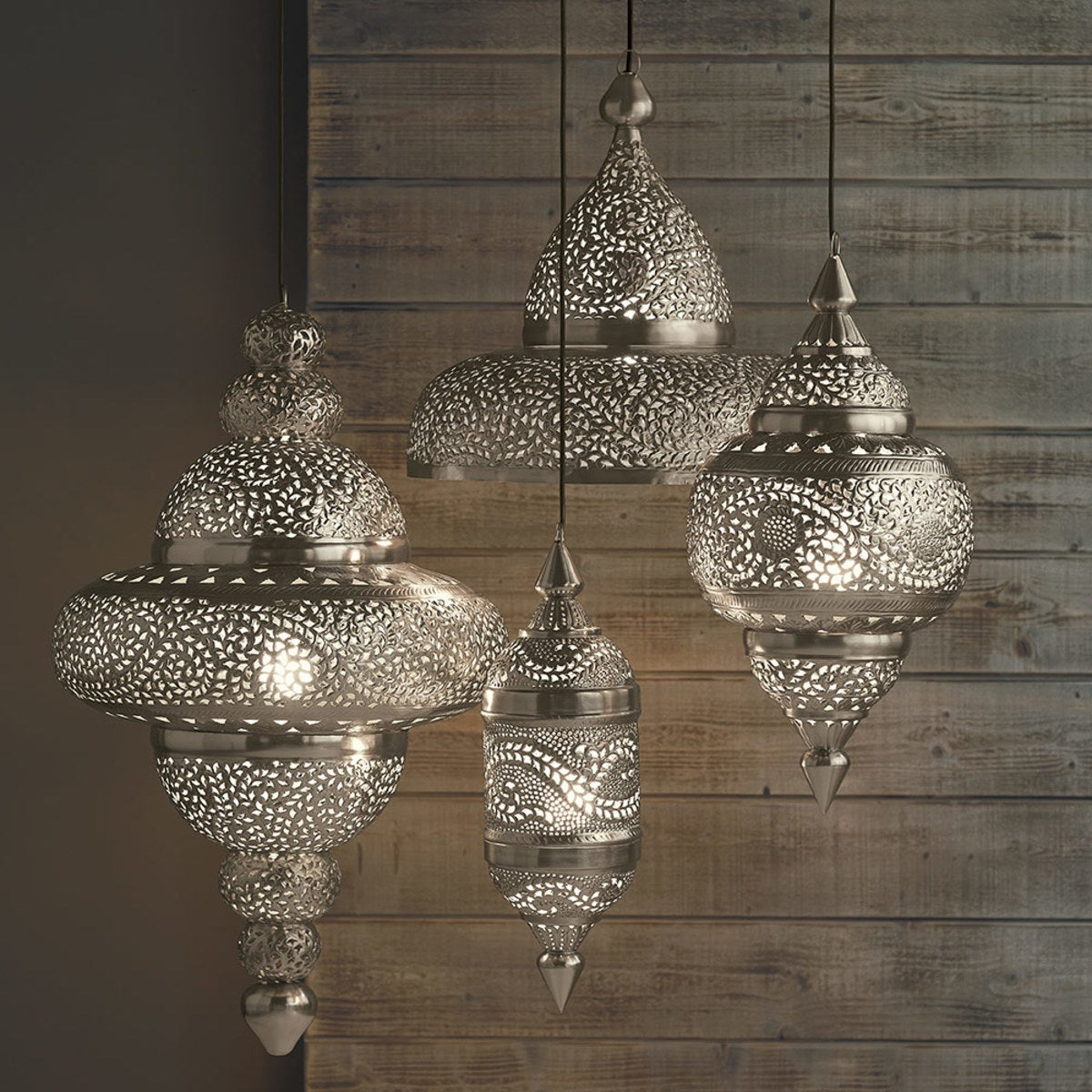 Moroccan Hanging Lamp Collection