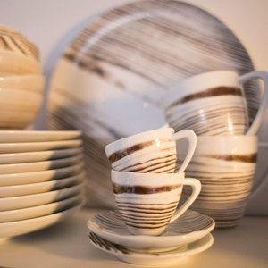 Goode Grain Dinnerware Collection