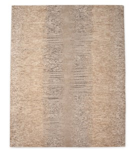 Fusion Abstract Wool Rug