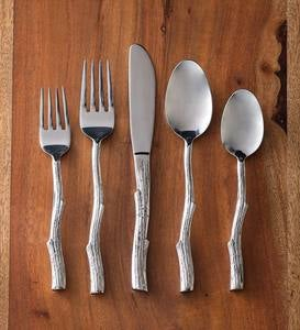 Trunk Branch Stainless Flatware