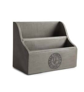 Urban Cement Company™ Letter Holder