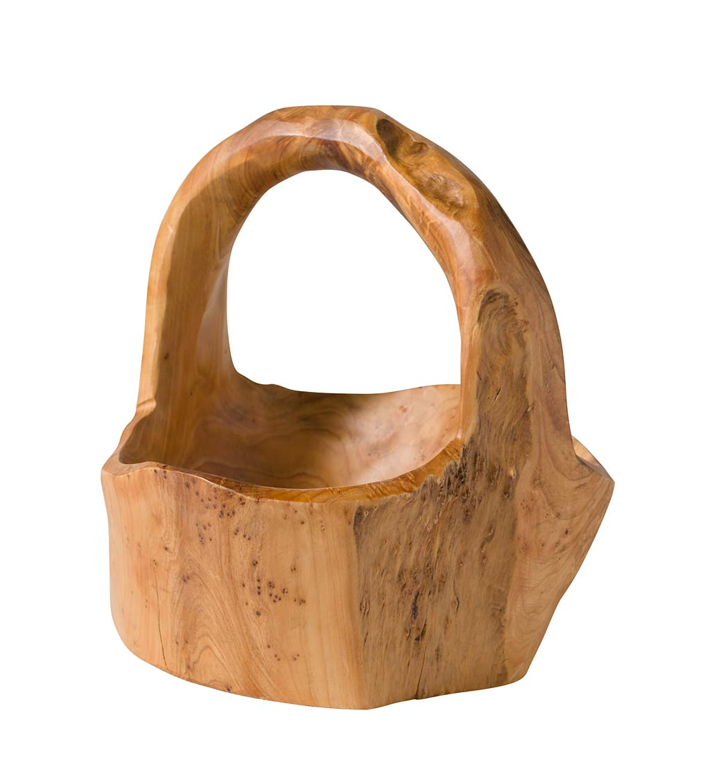 Root Of The Earth Basket- Medium