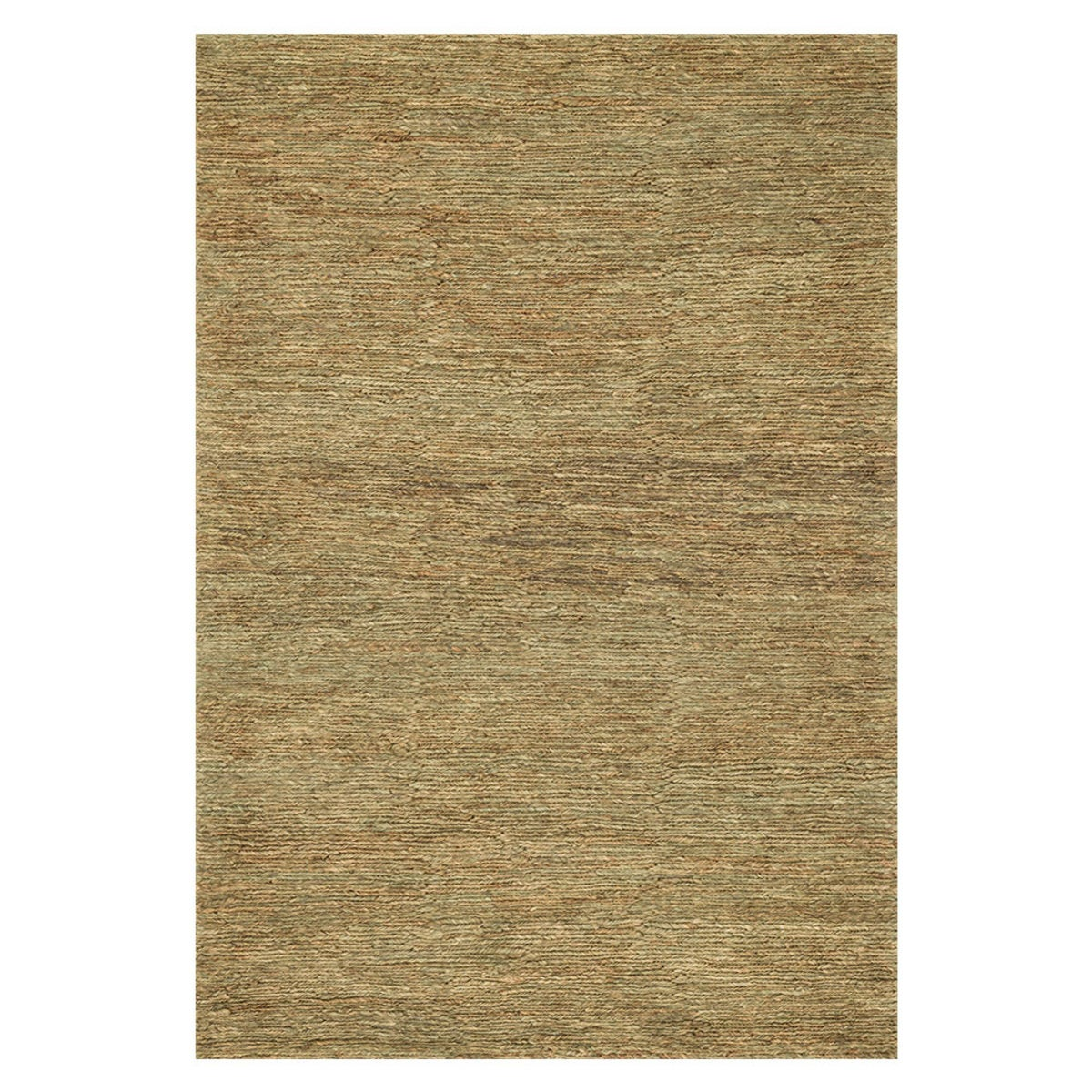 Loloi Turin Too Braided Jute Rug in Beige - 3'6 x 5'6 - Slate