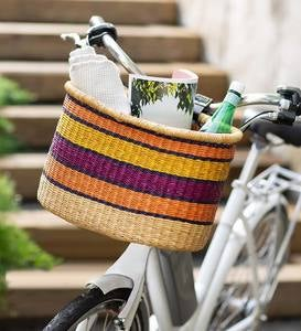 Ghanaian Bicycle Basket