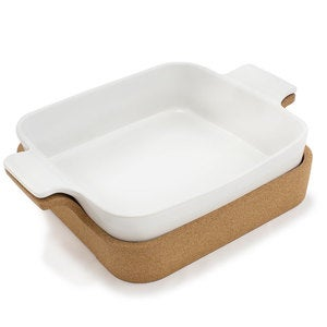 Ensemble Square Baker with Cork Tray