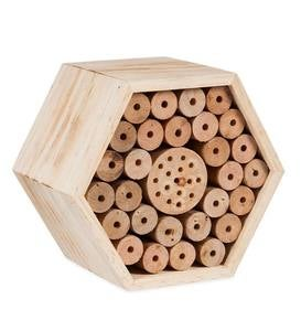 Leaf Cutter Bee House