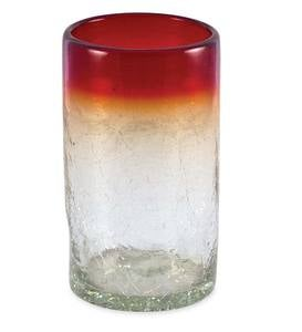 Maya Recycled Pint Glasses, Set /4 - Clear