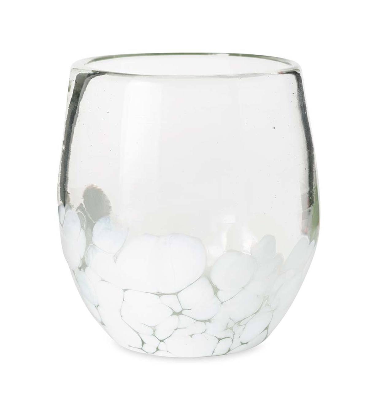Laguna Recycled Stemless Wine Glass