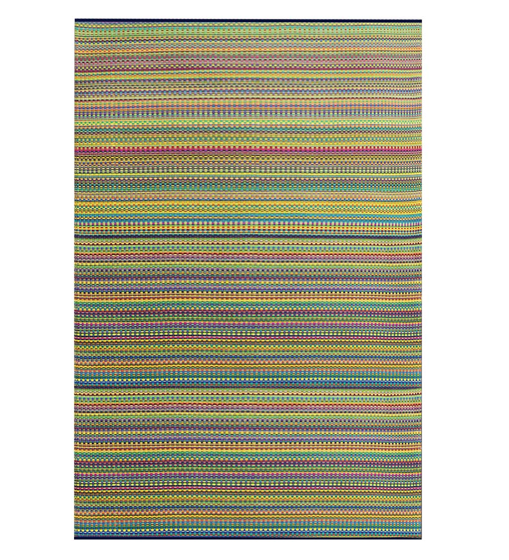 Recycled Plastic Indoor/Outdoor Rugs
