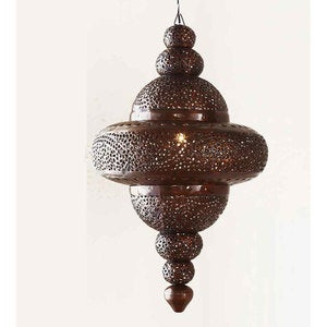 Moroccan Hanging Lamp - Large