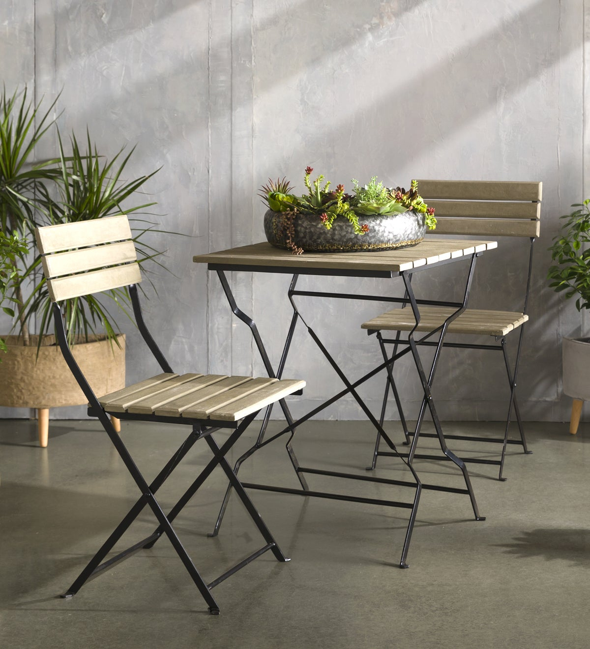 Urban Cement Company™ Bistro Collection