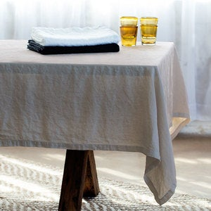 100% Pure Linen Everyday Table Linens