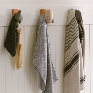 Tumbled Stone Wall Hook Collection