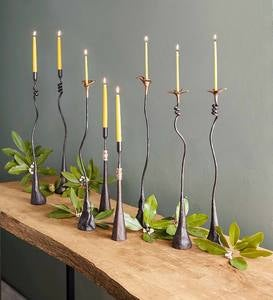 Twisting Vine Candlestick Collection