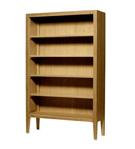 Vintage Fir West Linn Bookcase