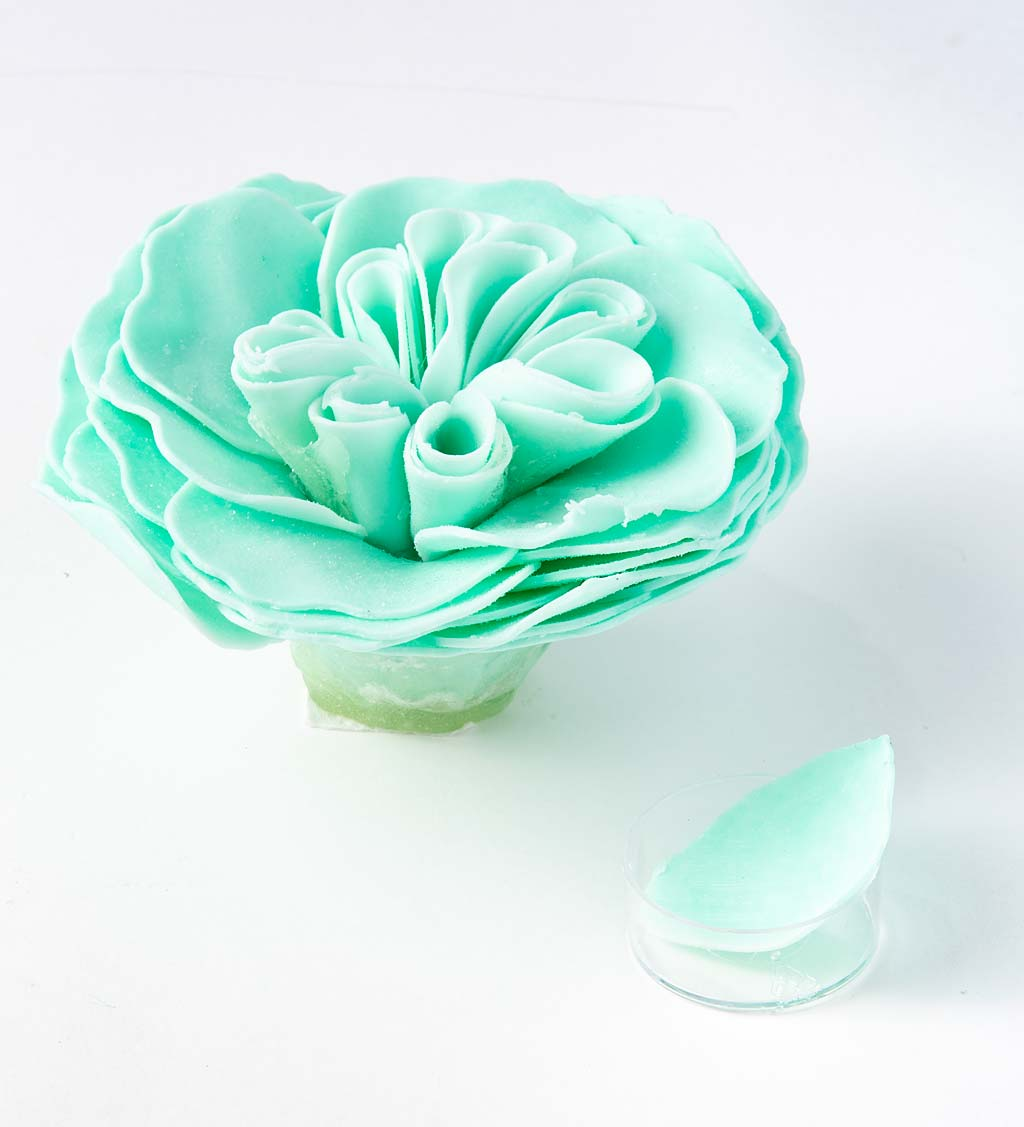 Handcrafted Floral Soap Blooms