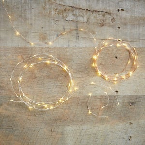 Bendable LED String Lights