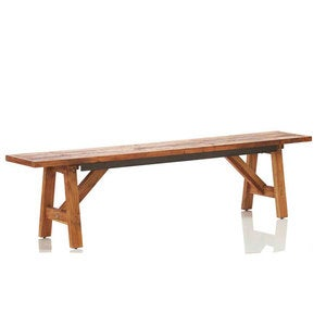 Teak Four-Season Bench