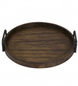 Reine Rustic Acacia Wood Serving Tray