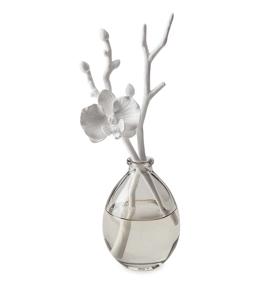 Nature Stem Porcelain Diffuser