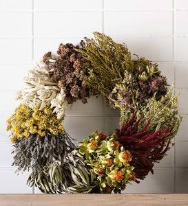 Fragrant Ten Herb Wreath