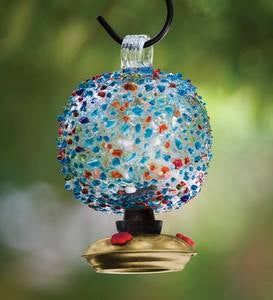 Recycled Round La Fortuna Hummingbird Feeder