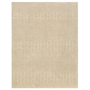 "Loloi Essex Fading Arabesque Rug in Ivory - 5'6"" x 8'6""  - Paprika"