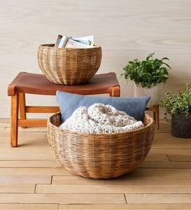 Liana Display Baskets Set of 2