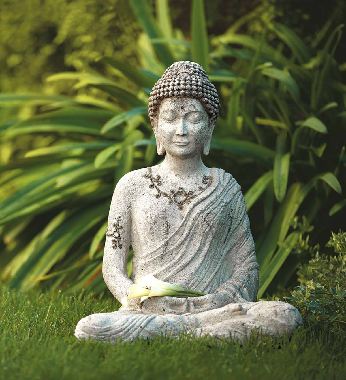 Enlightened Buddha Statue Vivaterra