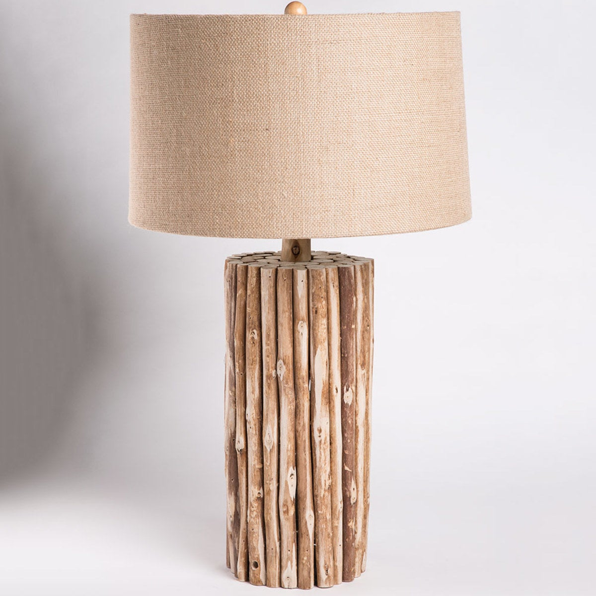 Driftwood Bundle Table Lamp