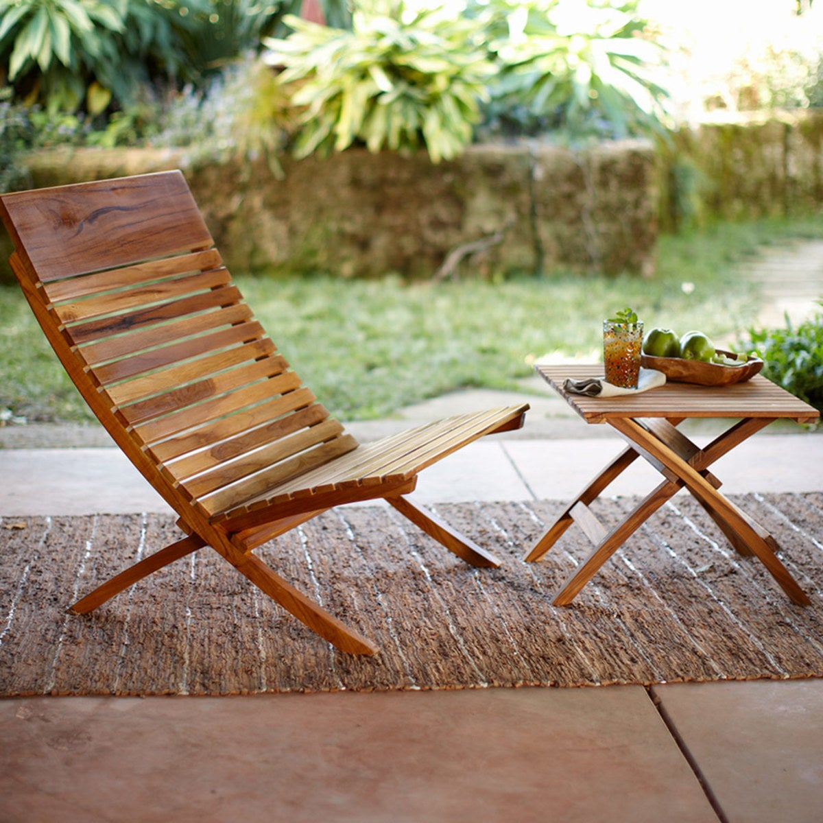 Barcelona Teak Seating Collection