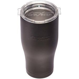 VivaTerra Stainless Steel Travel Cup - Black
