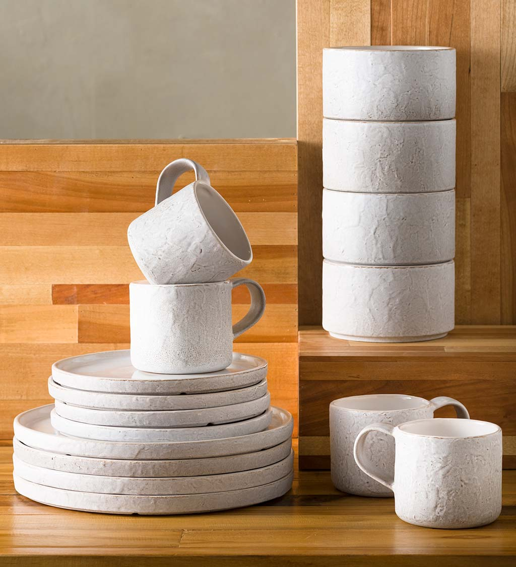 Colima Industrial Dinnerware Collection