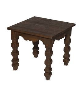 Vintage Fir Tradewinds End Table