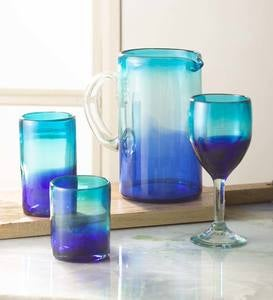 Blue Crush Recycled Drinkware