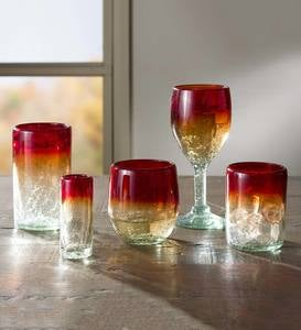 Maya Glassware Collection