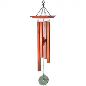 Turquoise Pendant Wind Chime