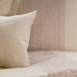 Portland Linen Boudoir Pillow Cover