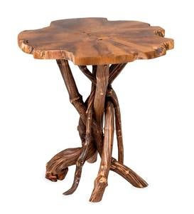 Roell Teak Side Table
